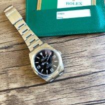 Rolex Explorer Steel 39mm Black Arabic numerals United States of America, California, Sunnyvale