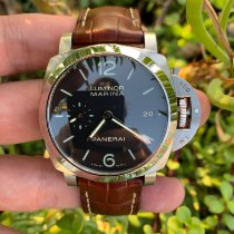 Panerai Luminor Marina 1950 3 Days Automatic Steel 42mm Black Arabic numerals United States of America, California, Los Angeles