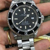 Rolex Sea-Dweller 16660 Befriedigend Stahl 40mm Automatik