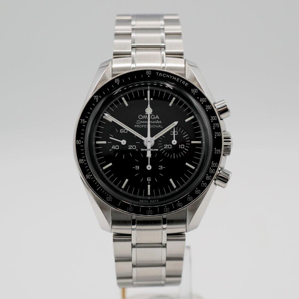 Omega Speedmaster Professional Moonwatch 311.30.42.30.01.005 2021 new