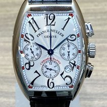 Franck Muller Steel 36mm Automatic 7880 CC AT AC pre-owned