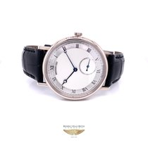 Breguet Classique White gold 40mm Silver Roman numerals United States of America, California, Beverly Hills