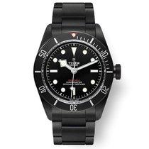 튜더 블랙 베이 다크 신규 2018 자동 시계 및 정품 박스와 서류 원본 M79230DK-0008