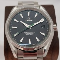 Omega Seamaster Aqua Terra Steel 41.5mm Black No numerals United States of America, Illinois, Plainfield