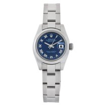 Rolex Lady-Datejust Steel 26mm Blue Roman numerals United States of America, Florida, Surfside