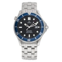 Omega Seamaster Diver 300 M Steel 41mm Blue United States of America, Florida, Surfside