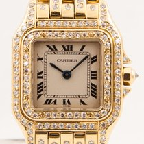 Cartier Panthère 8669 1998 pre-owned