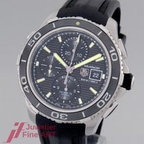 TAG Heuer Steel Automatic CAK2111 pre-owned