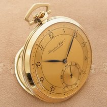 IWC IWC Cal. 97 Art Deco Very good Yellow gold 49mm Manual winding