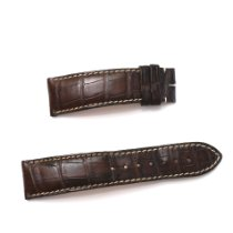 Longines Longines Brown Crocodile Watch Strap Fair Ceramic Automatic