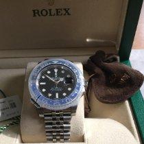 Rolex GMT-Master II Acciaio 40mm Nero Senza numeri Italia, Emilia
