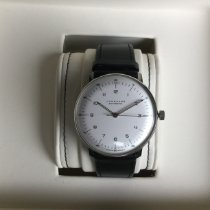 Junghans max bill Automatic Сталь 38mm Белый