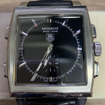 TAG Heuer Monaco Steel 39mm Black Singapore