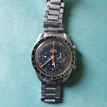 Omega Speedmaster Professional Moonwatch Acier 42mm Noir Sans chiffres France, Saint Laurent de Cuves