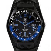 TAG Heuer Formula 1 Calibre 7 Titanium 43mm Black No numerals