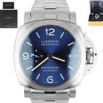 Panerai Luminor Marina Steel 44mm Blue United States of America, New York, Smithtown