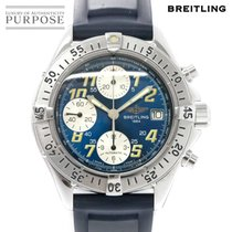 Breitling Steel 40mm Automatic A13035.1 pre-owned