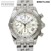 Breitling Steel 43mm Automatic A13356 pre-owned