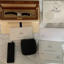 Breguet Tradition Or blanc 37mm Or Romains France, Paris