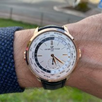 Girard Perregaux 1966 Or rose 40mm Argent France, Cannes