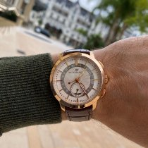 Girard Perregaux 1966 Or rose Argent France, Cannes