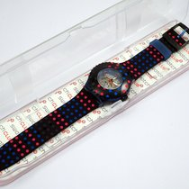 Swatch Kunststoff 43mm Quarz neu