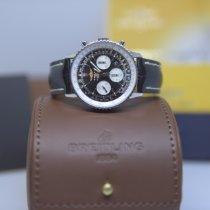 Breitling Navitimer 01 Steel 43mm Black Arabic numerals