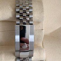 Rolex 126234 Сталь 2020 Datejust 36mm подержанные