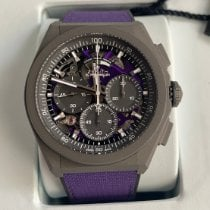 Zenith Titan 44mm Automatisk 97.9001.9004/80.R922 ny