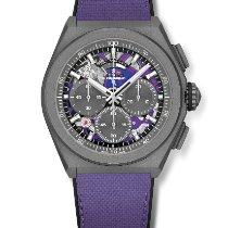 Zenith Defy El Primero Titane 44mm Violet