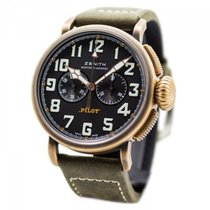 Zenith 29.2430.4069/21.C800 Bronce 2020 Pilot Type 20 Extra Special 45mm nuevo