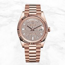 Rolex 228235-0036 Rose gold 2020 Day-Date 40 40mm new