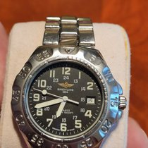 Breitling Colt Quartz Steel 38mm Black Arabic numerals United States of America, New York, EAST ELMHURST