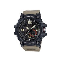 Casio G-Shock 56.2mm Black United States of America, New Jersey, River Edge