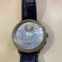 Blancpain Women Steel 40mm Mother of pearl United States of America, California, los Angeles