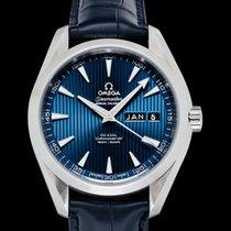 Omega Seamaster Aqua Terra Steel 43mm Blue United States of America, California, Burlingame