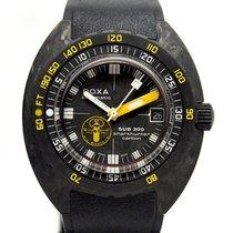 Doxa Sub Carbono 42mm Negro