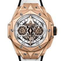 Hublot Big Bang Sang Bleu 45mm Blanco