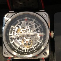 Bell & Ross pre-owned Transparent