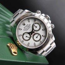 Rolex Daytona Steel 40mm White No numerals South Africa, Johannesburg
