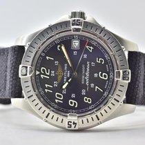Breitling Colt Quartz Steel 37,6mm Grey Arabic numerals