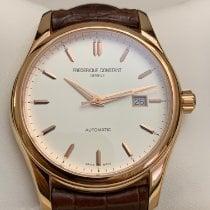 Frederique Constant Classics Index occasion 43mm Argent Cuir