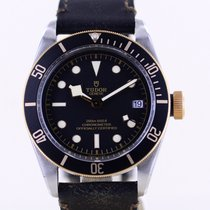 Tudor Black Bay S&G 79733N 2017 neu