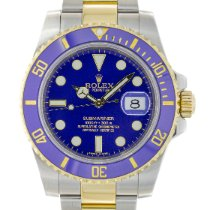 Rolex Submariner Date 116613LB 2012 gebraucht