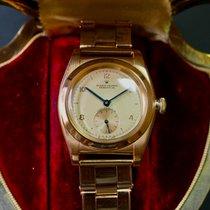 Rolex Bubble Back Oro rosa Oro Arabi Italia, Bologna