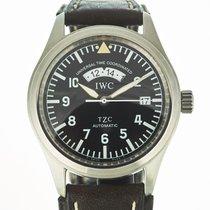 万国 Pilot Spitfire UTC IW3251 非常好 钢 39mm 自动上弦