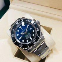Rolex Sea-Dweller Deepsea Stahl 44mm Blau Keine Ziffern Deutschland, Stuttgart