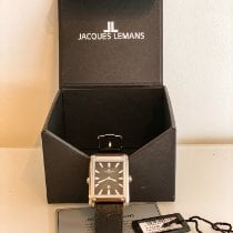 Jacques Lemans pre-owned Manual winding 22mm