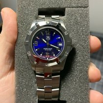 TAG Heuer 2000 Steel 38mm Blue United States of America, Pennsylvania, Clifton Heights