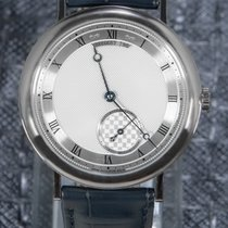 Breguet Classique 7147BB/12/9WU Very good White gold 40mm Automatic
